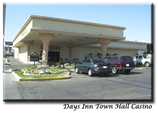 Days inn town hall casino antique slot machines new orleans